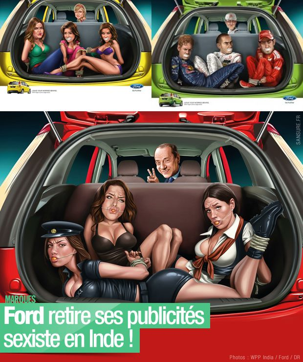 ford inde pub sexiste