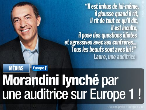 morandini lynche auditrice europe1