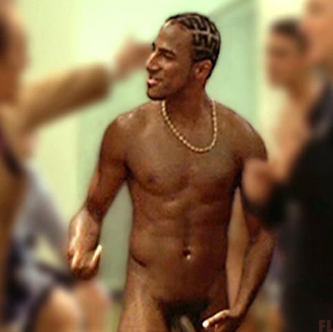 Nude pic oc marques houston are