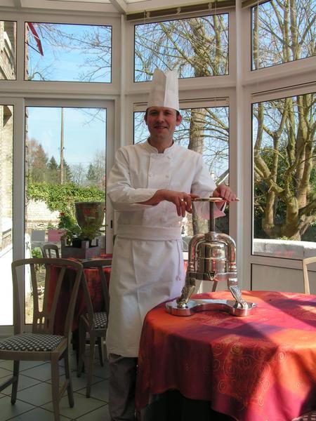 Canard a la rouennaise restaurant le parc cuisine - Blog cuisine gastronomique ...