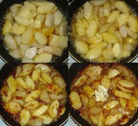 Filo pommes poires caram lis es aux plaisirs de la - Maison de la pomme et de la poire ...