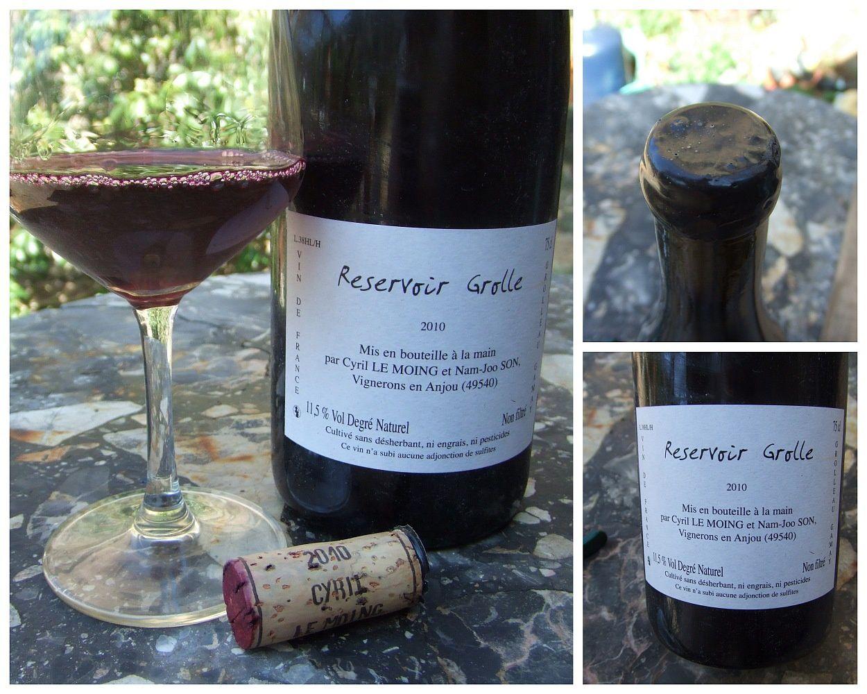 article vendredis du vin  sur ma colline avec un de loire