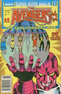 390px-Avengers annual 17