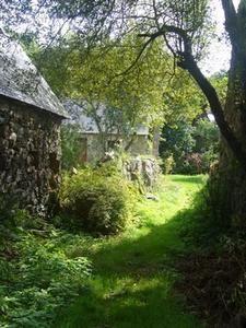 Ar-Pont, côtes d'Armor-hameau pittoresque ancien, dans un cahrmant environnement, avec son petit ruisseau; proche de notre maison de location près de paimpol, Côtes d'armor (les fauvettes)