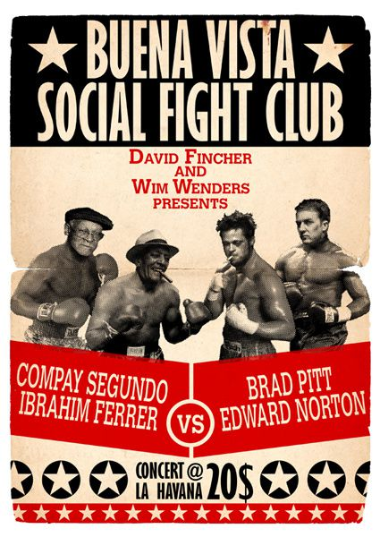 Buena vista social fight club finalB