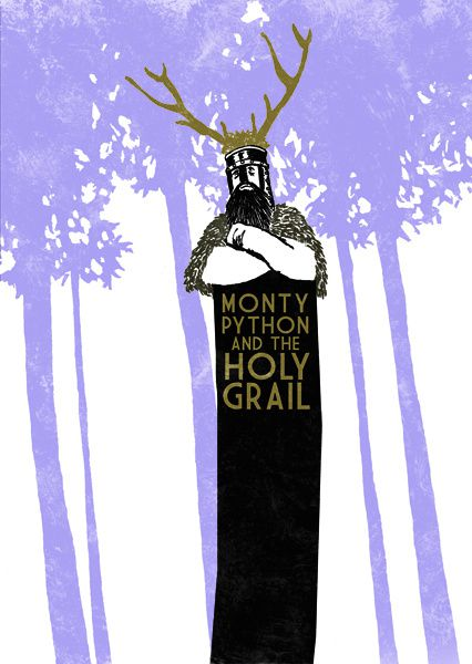 Monty Pyhon & the Holy Grail
