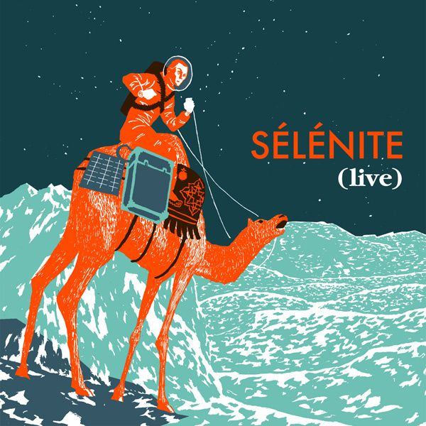 Sélénite-cd