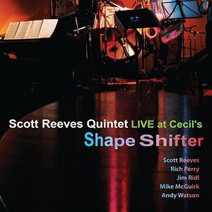 Scott Reeves - Shape Shifter (2682f