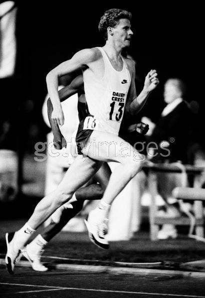 Steve Cram 1986