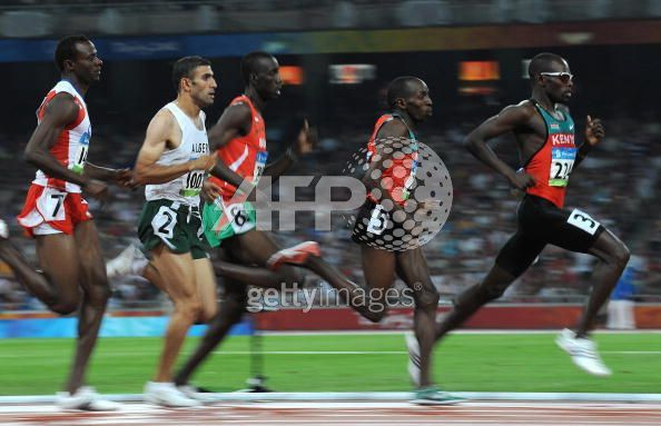 Wilfred Bungei 1st position - Alfred Yego 2nd position - Ke