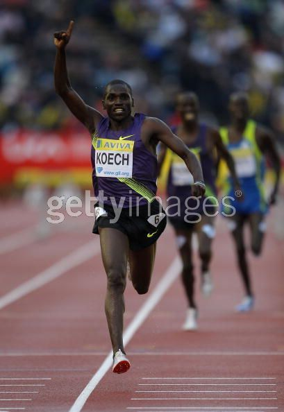 paul kipsiele koech london 2010
