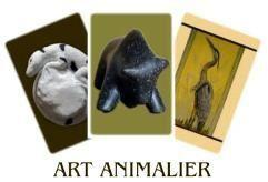 Visite en images: art animalier - Arts et sculpture: artiste peintre et sculpteur animalier