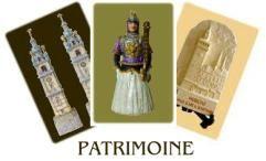 Visite en images: Objets de diffusion du Patrimoine historique, folklorique et architectural - Arts et sculpture: sculpteur, mouleur, designer CAO, artisan d'art