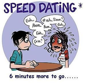 Speed dating avec chien