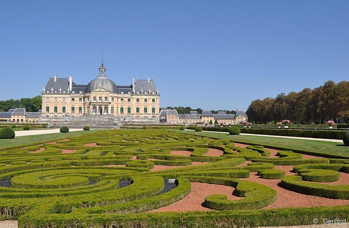 Château de Vaux le Vicomte - 45 © Ger@rd [1600x1200]