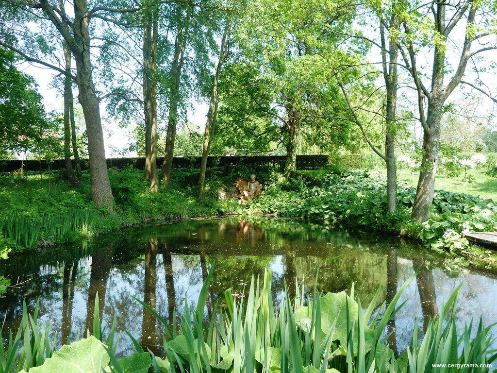 Pivoines et pavots au jardin de campagne cergyrama for Andy tauer reverie au jardin
