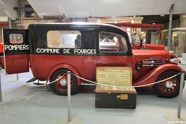 Osny - Musée Dept Sapeurs Pompiers 14 © Ger@rd [Résoluti