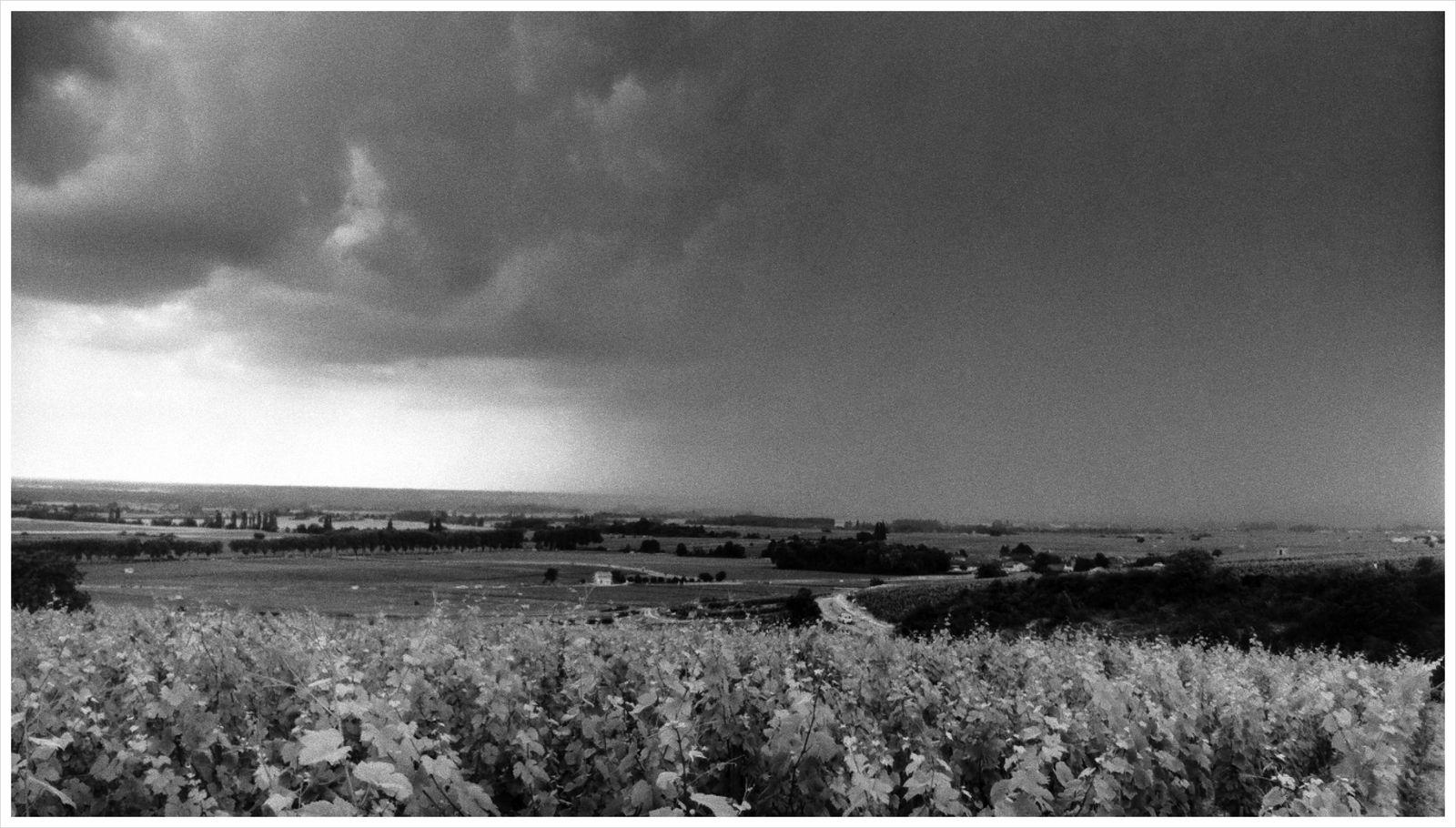 Jour d'orage.
