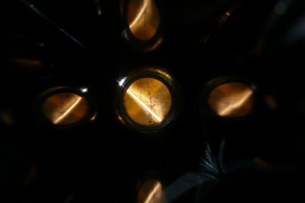Images volées de la mise en bouteilles