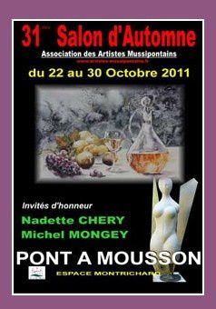 Affiche Salon Mussipontains1