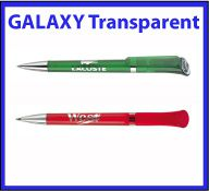 STYLOS GALAXY Transparent