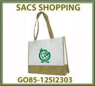 vig Sac shopping intisse beachbag