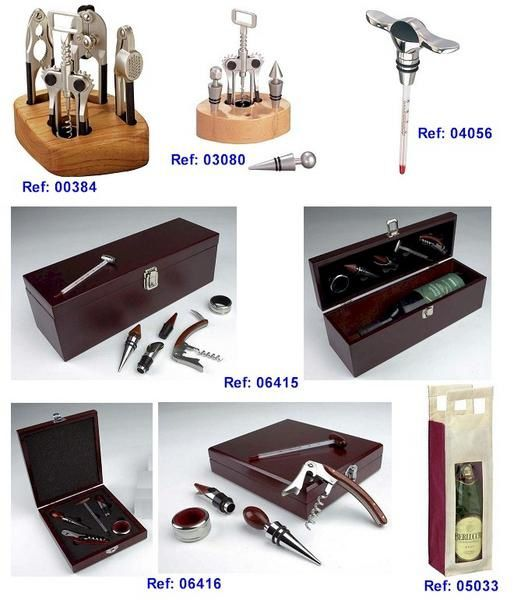menu accessoires pour le vin objets publicitaires et promotionnels. Black Bedroom Furniture Sets. Home Design Ideas