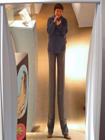 Haut o portrait chronique photographique for Autoportrait miroir
