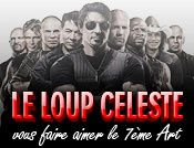 bannire le loup celeste