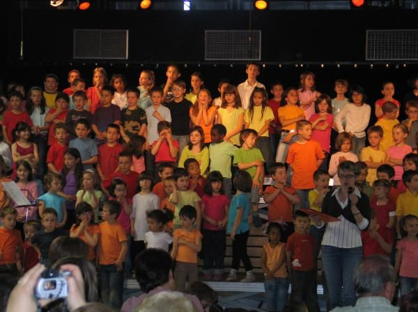 chorale rencontres