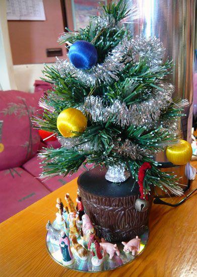 Noel 2010 sapin