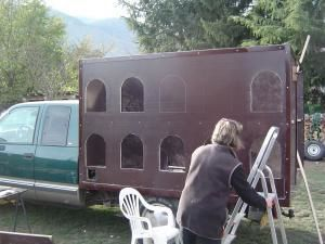 construction caisse chiens alaskan team rando chiens de traineau pyrenees et raids en suede. Black Bedroom Furniture Sets. Home Design Ideas
