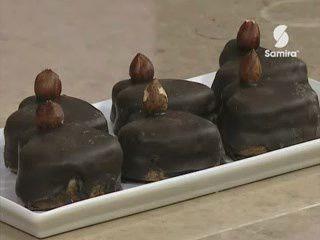 Coeurs de chocolat à la creme de café