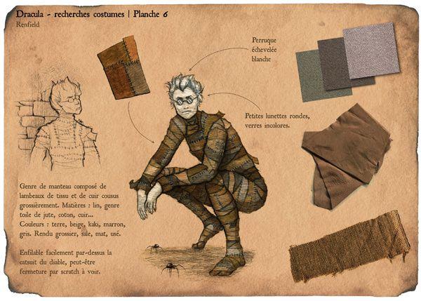 dracula-le-pacte costumes theatre-2