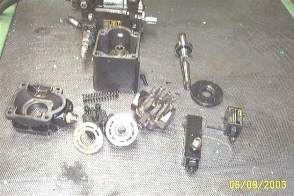 pompe a engrenage hydraulique inspection reparation pdf
