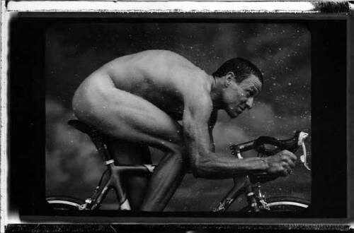 Lance Armstrong, very strong !