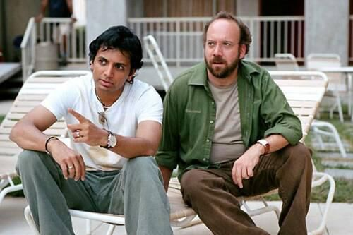 M. Night Shyamalan et Paul Giamatti dans un conte contemporain