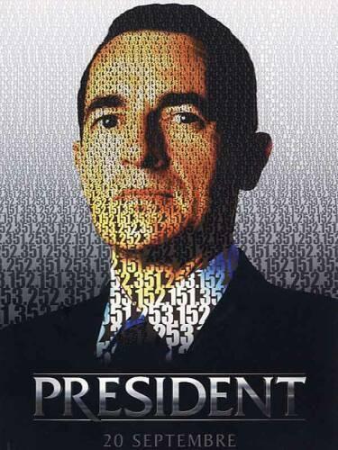 L'affiche du film et ses énigmatiques suites de chiffres premiers...