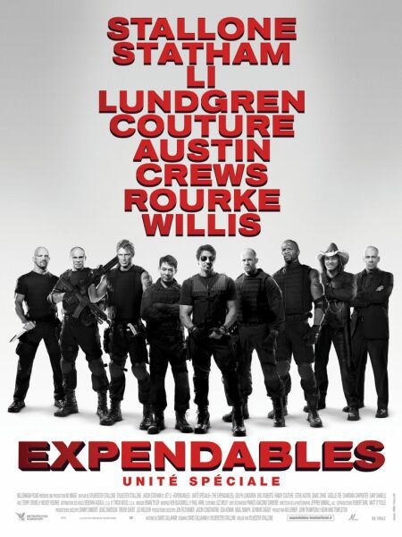 264 expendables aff