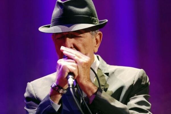 345 leonard cohen olympia songwriter