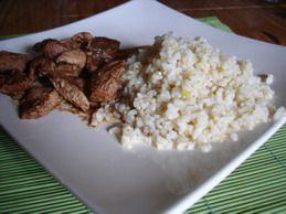 poulet cannelle