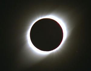 Eclipse totale, Fred Espenak/NASA's Goddard Space Flight Center