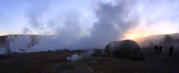 54 Bolivia geyser de sol de Manana