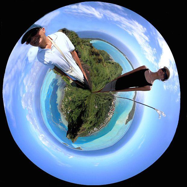 Maupiti, petite planète