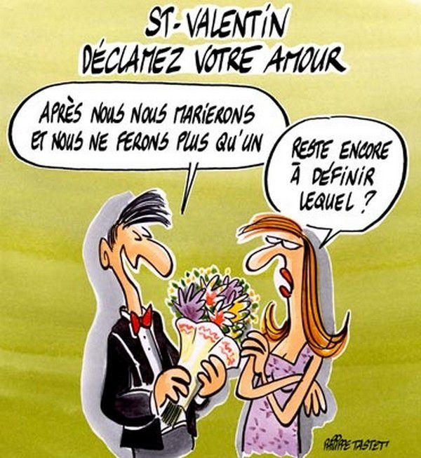 blague courte saint valentin