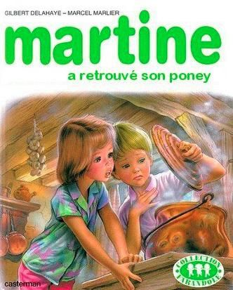 martine à retrouvé son poney detournements-scandale-vian