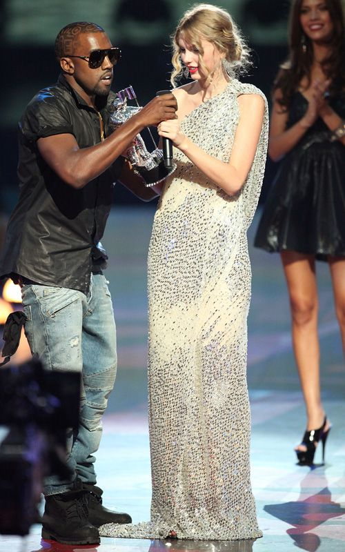 Kanye West humilie Taylor Swift aux MTV Video Music Awards 2009