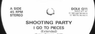 shooting party i go to pieces