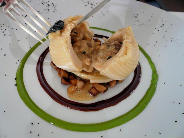 Grands restaurants des nouvelles de la tribu mollier - Restaurant thierry marx cuisine moleculaire ...