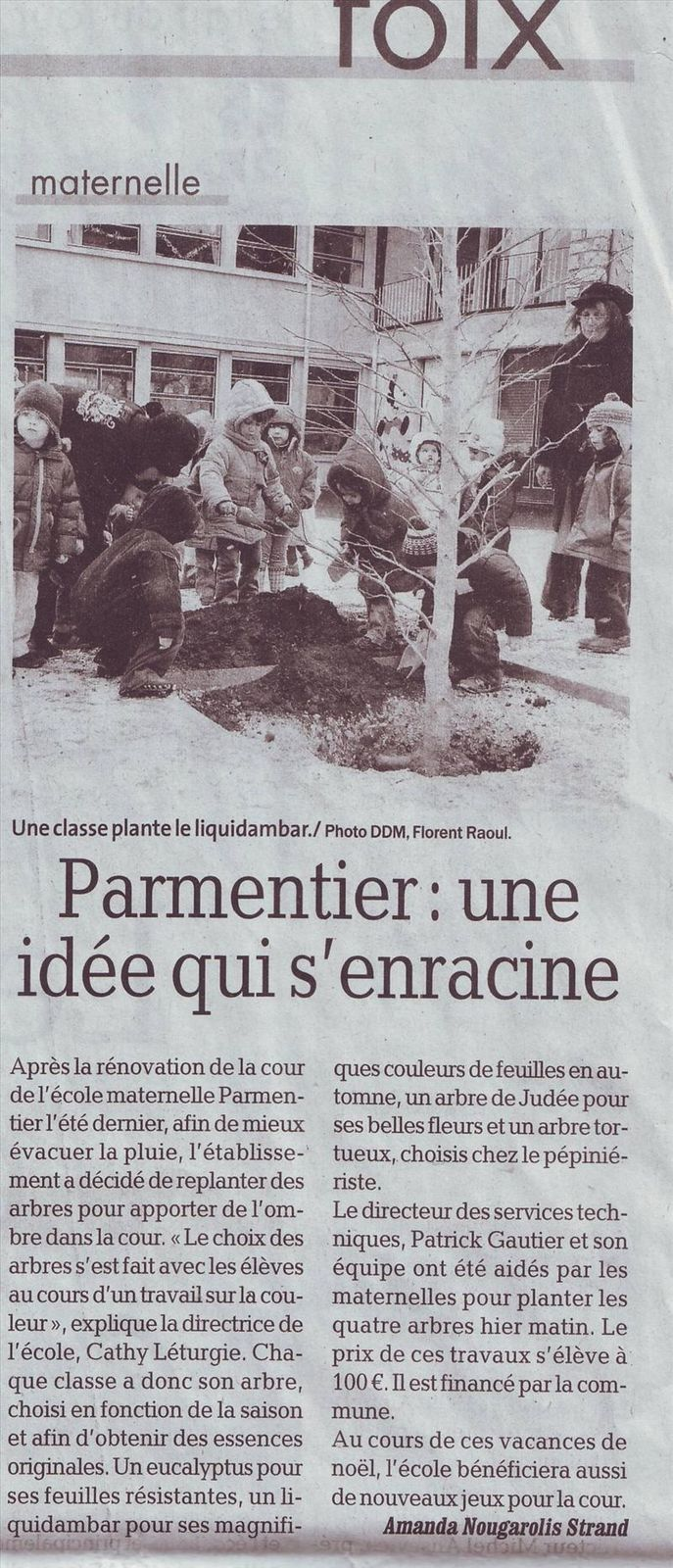 noha article ecole